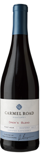 Carmel Road Pinot Noir Drew's Blend 2013 750ml
